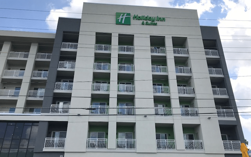 Holiday Inn and Suites Convention Center - Listing