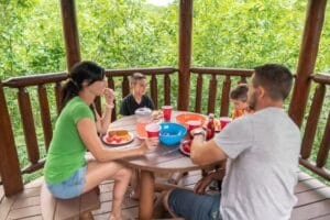Labor Day Cookout at Pigeon Forge Cabins and Hotels