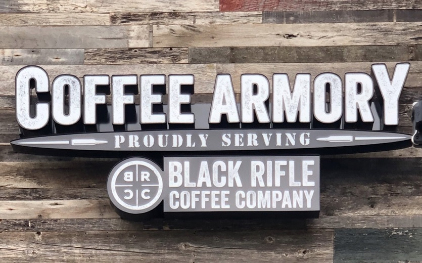 Coffee Armory Pigeon Forge - Tower Shoppes at the Mountain Mile