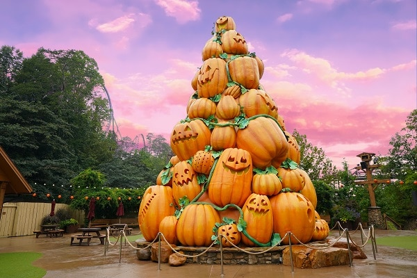 Dollywood Harvest Festival and Great Pumpkin LumiNights