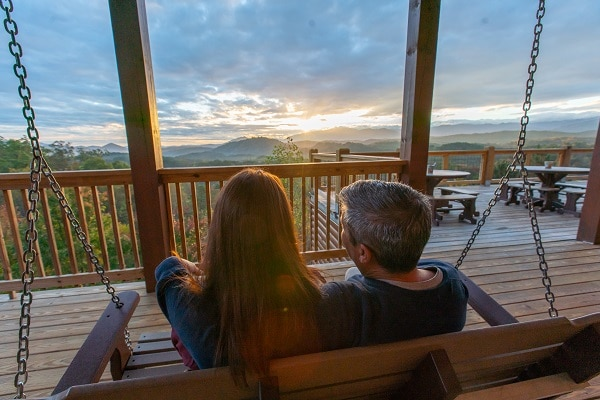 Fall Activities for Couples in Pigeon Forge