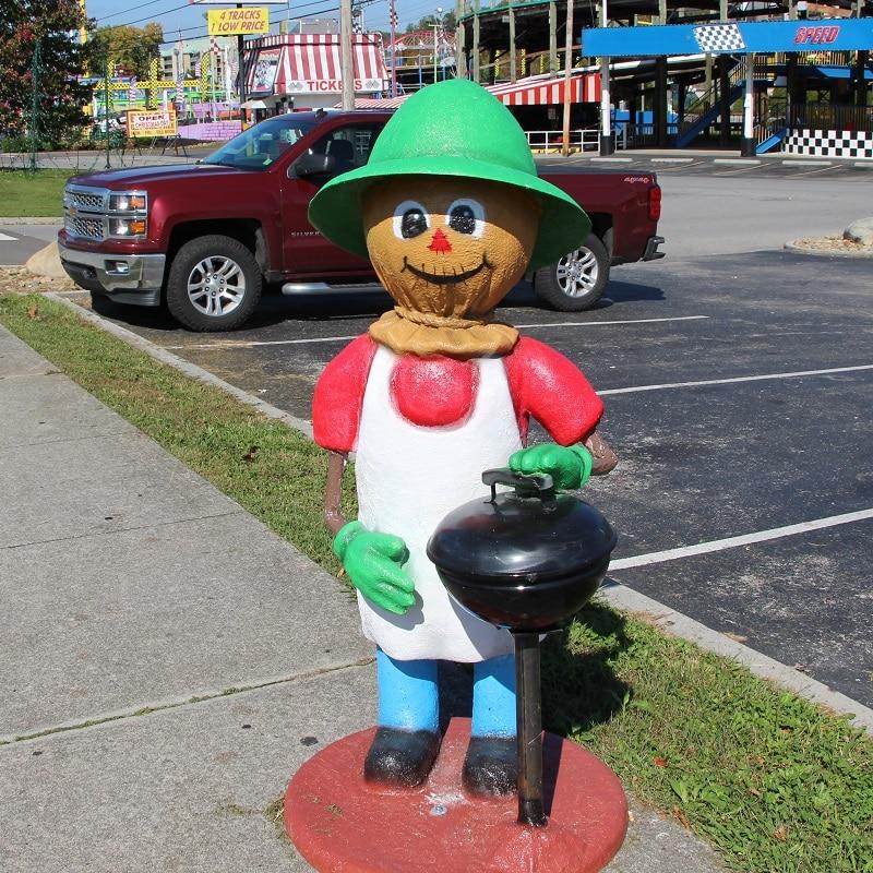 Griller Scarecrow