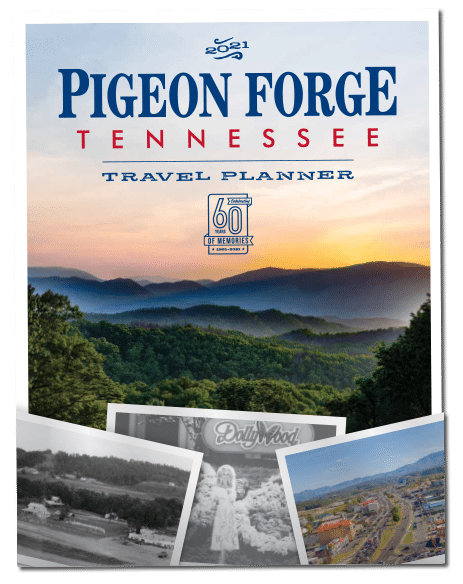 2021 Pigeon Forge Travel Planner