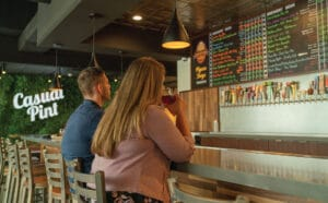 The Casual Pint - Craft Beer Spot in Pigeon Forge, TN