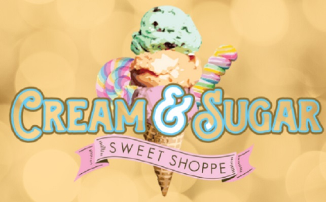 Cream & Sugar Sweet Shoppe in Pigeon Forge