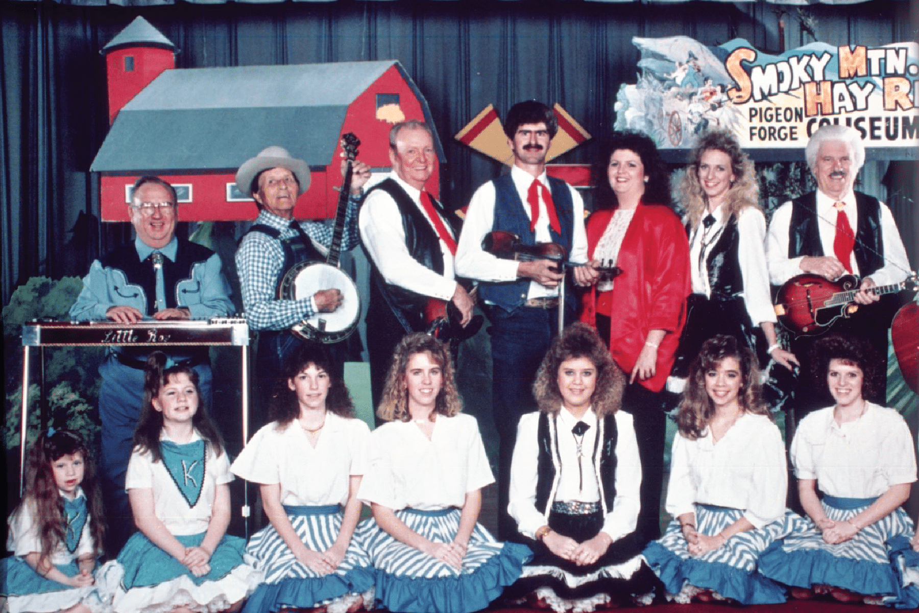 Smoky Mountain Hay Ride staff photo in Pigeon Forge.