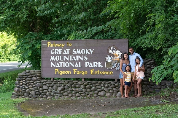 Get outdoors during spring break in Pigeon Forge