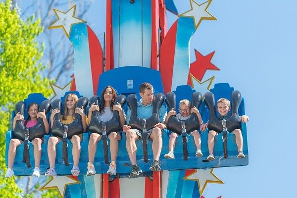 Spend a Day with Dad at Dollywood