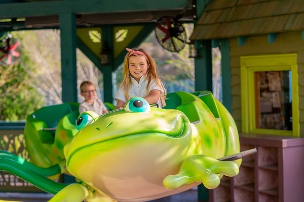 Spend a Day at Dollywood