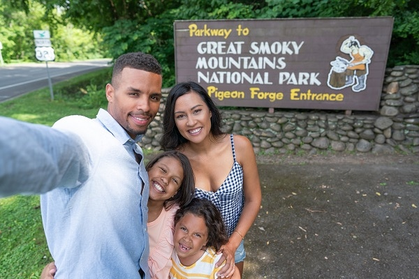 Go on an outdoor adventure in Great Smoky Mountains National Park this summer