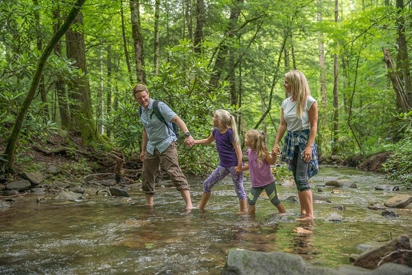 Take Dad on a Mountain Adventure for Father's Day