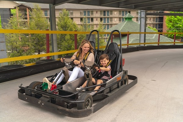 Putt, Ride and Play Along the Parkway this Summer in Pigeon Forge
