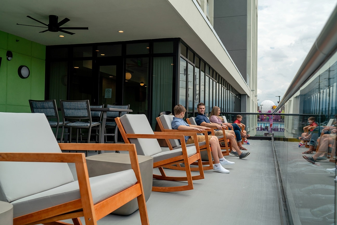 Pigeon Forge hotels offer the perfect place to relax after a long day of fun
