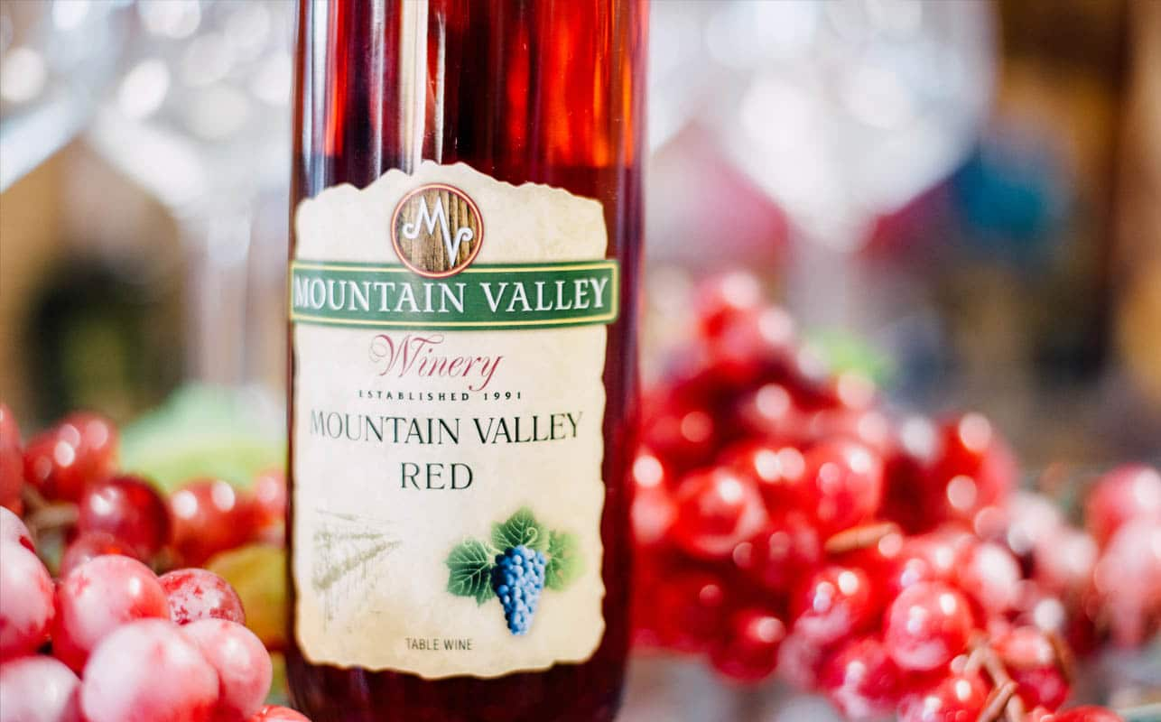 Mountain Valley Winery - Pigeon Forge, TN