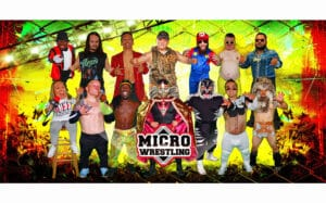 Micro Wrestling in Pigeon Forge at the Microtorium